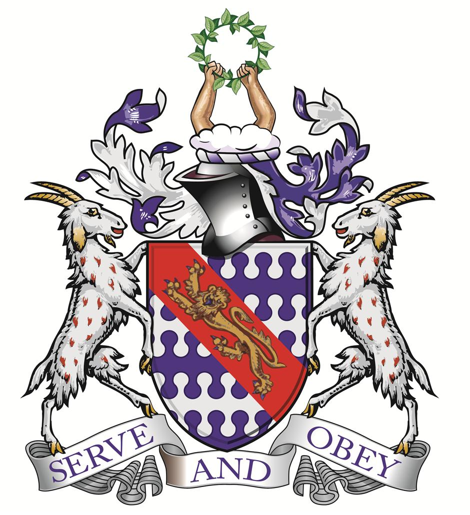 Haberdashers Company Coat of Arms