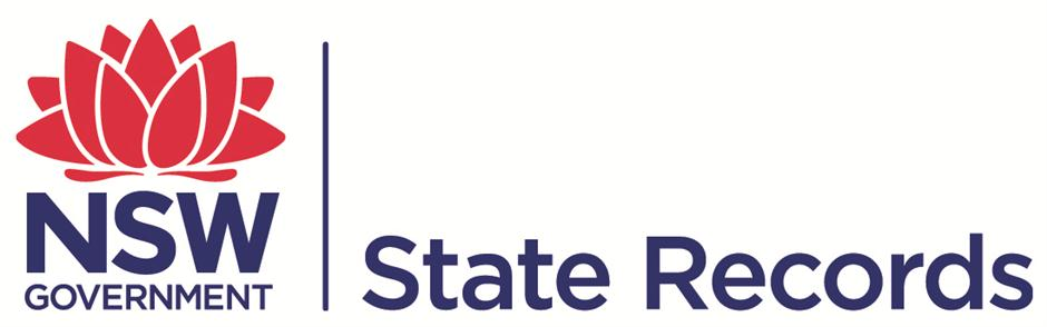 State Records New South Wales logo